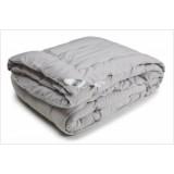 Одеяло антиаллергенное с кантом Руно Grey