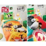 Комплект постельного белья TAC Disney Kung Fu Panda Kick Splosion