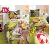 Комплект постельного белья TAC Disney Shrek go green