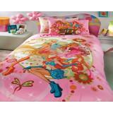 Комплект постельного белья TAC Disney Winx fairy