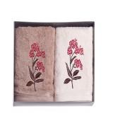 Набор махровых полотенец Diandra BELGA