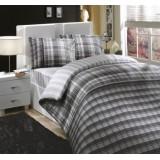 Комплект постельного белья Hobby Voyager серый