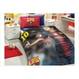 Комплект постельного белья Hobby License Barcelona Messi