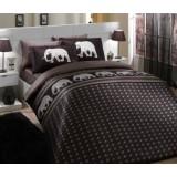 Комплект постельного белья Hobby Indigo черный
